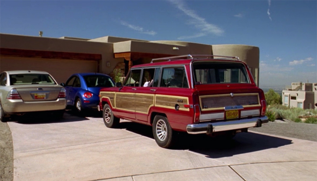 Jeep Grand Wagoneer de Skyler White