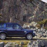 Land Rover Discovery lateral