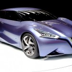Nissan Friend Me Concept delantera salon