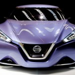 Nissan Friend Me Concept frontal