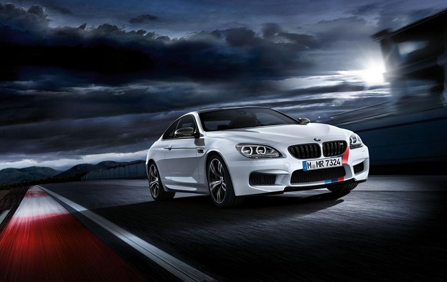 Accesorios M Performance BMW M6 frontal