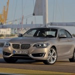 BMW Serie 2 frontal