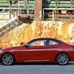 BMW Serie 2 lateral