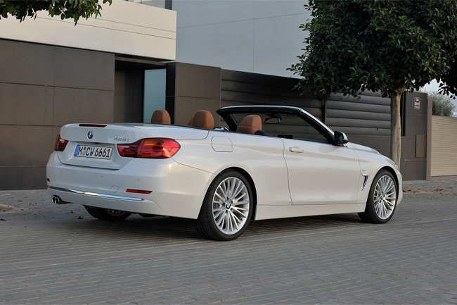 bmw serie 4 cabrio periodismo del motor. Black Bedroom Furniture Sets. Home Design Ideas
