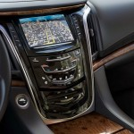Cadillac Escalade 2014 consola central