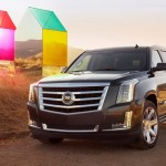 Cadillac Escalade 2014 frontal