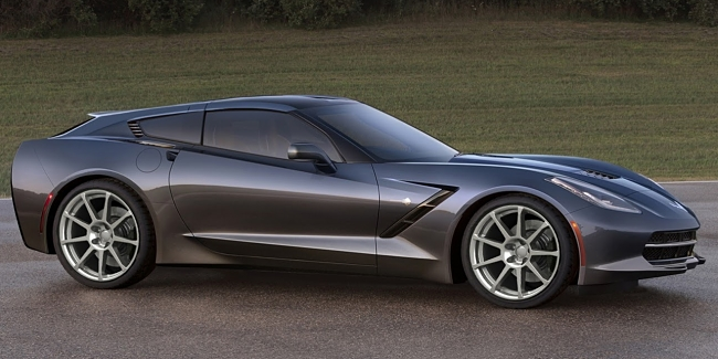 Chevrolet Corvette Stingray Aerowagon lateral