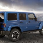 Jeep Wrangler Polar, disponible desde 44.927 euros