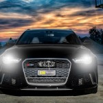 OCT Tuning Audi RS6 Avant morro luces