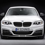 BMW Serie 2 paquete M Performance frontal