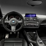 BMW Serie 2 paquete M Performance interior