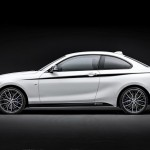 BMW Serie 2 paquete M Performance lateral