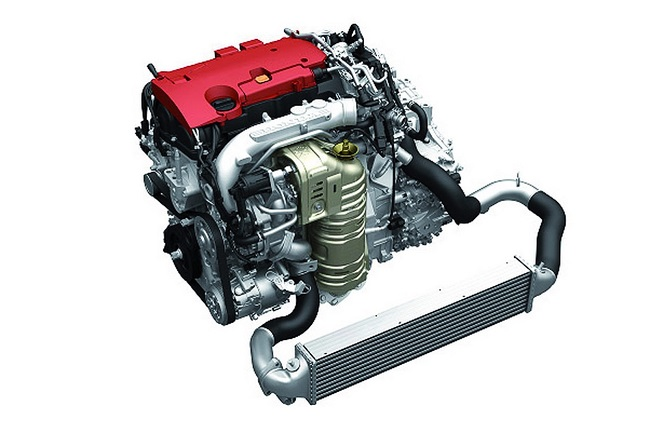Honda Civic Type R 2014 motor