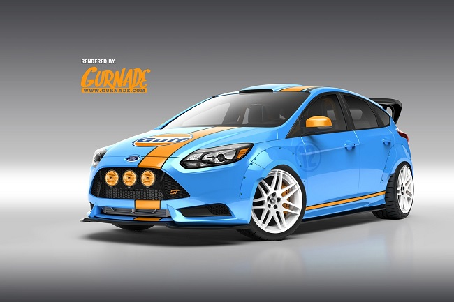 Focus ST by UTI