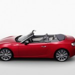 Toyota FT86 Open Concept Flash Red (1)