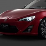 Toyota FT86 Open Concept Flash Red (7)