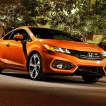 Honda Civic Coupe y Civic Si Coupe 2014