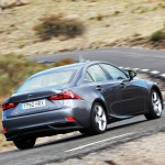 PRUEBA: Lexus IS 300h Hybrid Plus