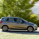 BMW Serie 2 Active Tourer lateral