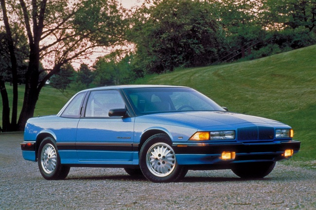 1992 Buick Regal Gran Sport