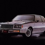 ESPECIAL Buick Regal t-type coupe 1983