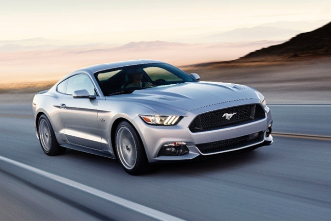 Ford-mustang-2014-history