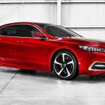 Acura TLX Concept lateral