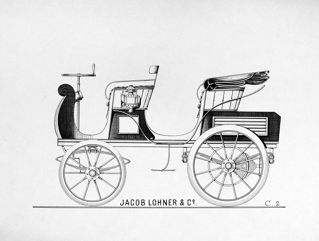 Egger-Lohner electric vehicle C2 Phaeton model (7)