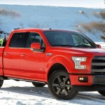 Ford F-150 2014 frontal
