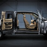 Ford F-150 2014 lateral