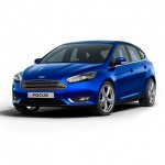 Ford Focus 2015 fronta