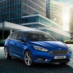Ford Focus 2015 frontal