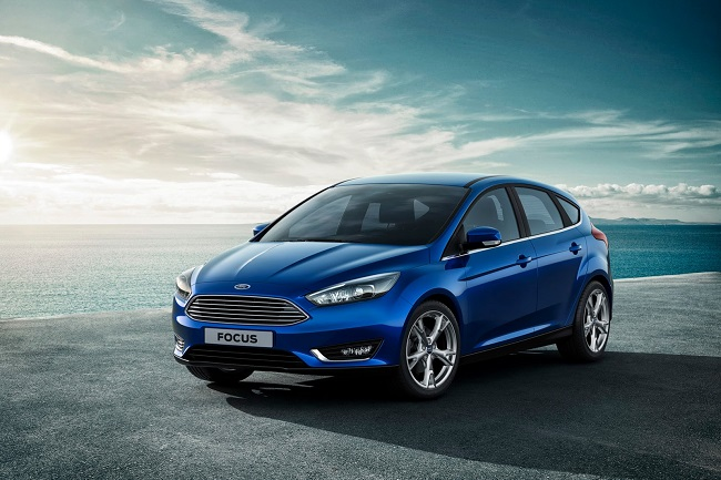 Ford Focus 2015 morro