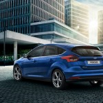 Ford Focus 2015 trasera