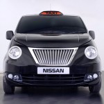 Nissan NV200 London Taxi frontal
