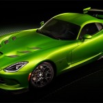 SRT-Viper-Stryker-Green-Color