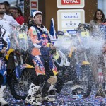 Marc Coma - Prize Giving