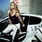 Heidi Klum, junto a la gama Maserati para 'Sports Illustrated'