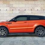 Range Rover Evoque Autobiography lateral