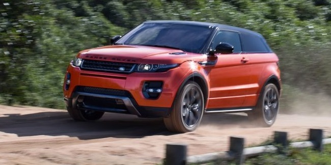 Range Rover Evoque Autobiography movimiento