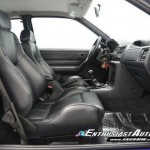 venta un Ford Escort RS Cosworth lateral asiento