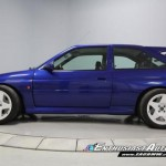 venta un Ford Escort RS Cosworth lateral llantas