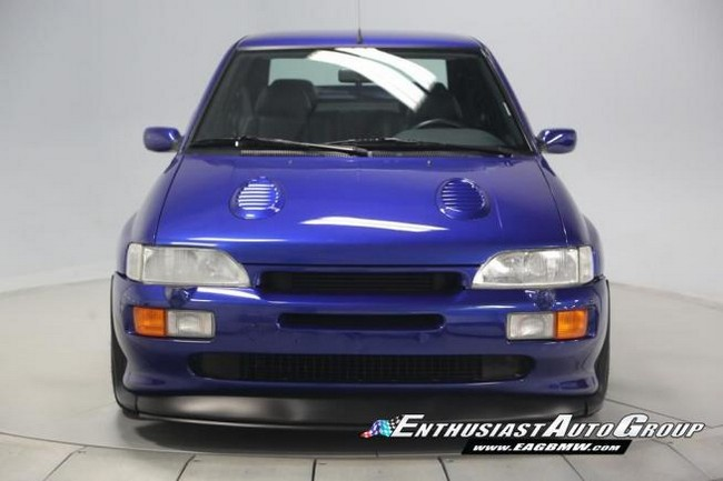 venta un Ford Escort RS Cosworth morro