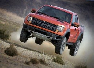 10 Todoterenos más capaces  (3) Ford F150 SVT Raptor