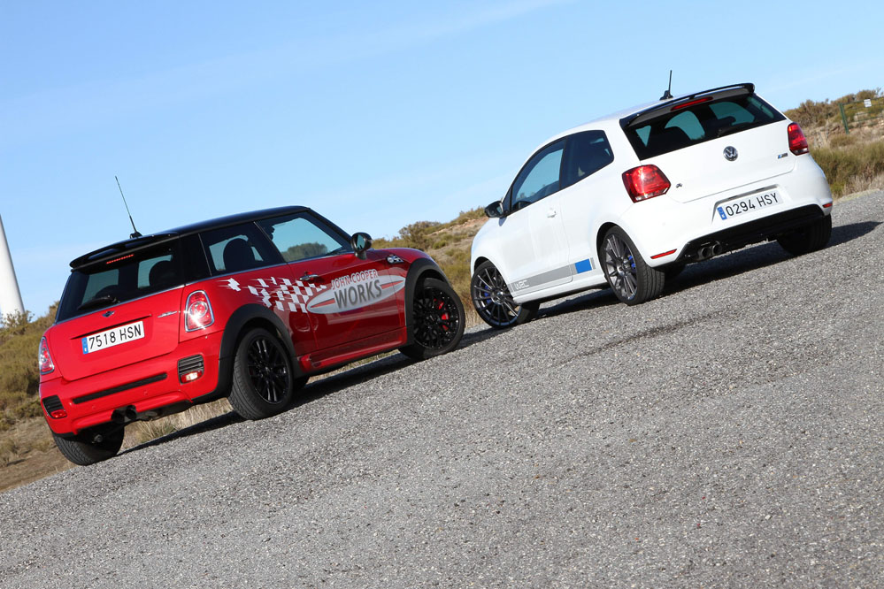 COMPARATIVA POLO WRC VS MINI JCW (13)