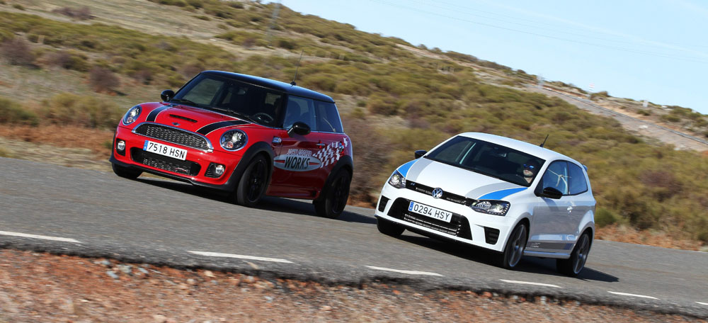 COMPARATIVA POLO WRC VS MINI JCW (27)