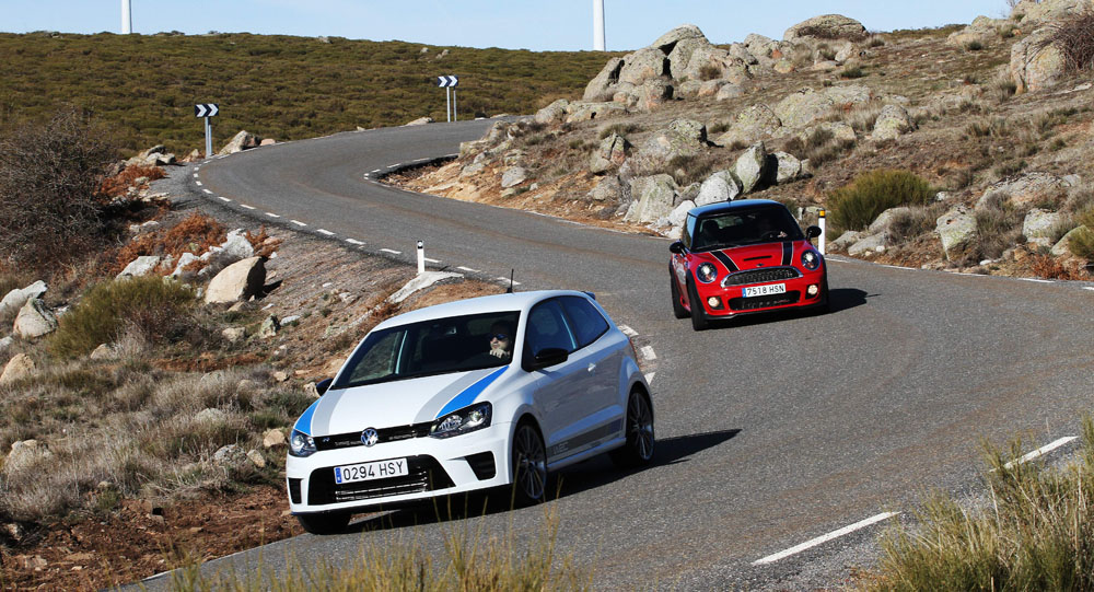 COMPARATIVA POLO WRC VS MINI JCW (34)