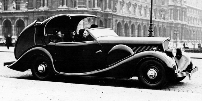 Peugeot 601 C Eclipse 1934