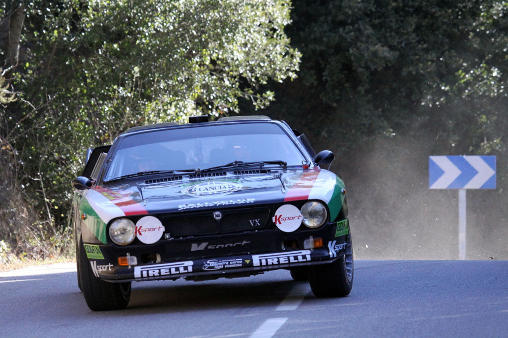 Lucky (Lancia) 62 Rally Costa Brava