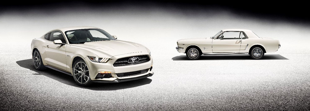Ford Mustang 50 aniversario (5)